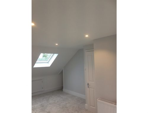 New Mansard Loft Conversion in London